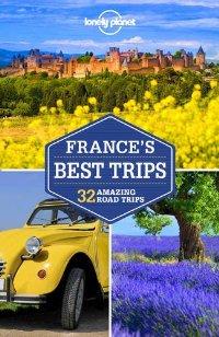 מדריך באנגלית LP טיולים נבחרים בצרפת