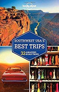 מדריך באנגלית LP אריזונה, ניו מקסיקו והגרנד קניון