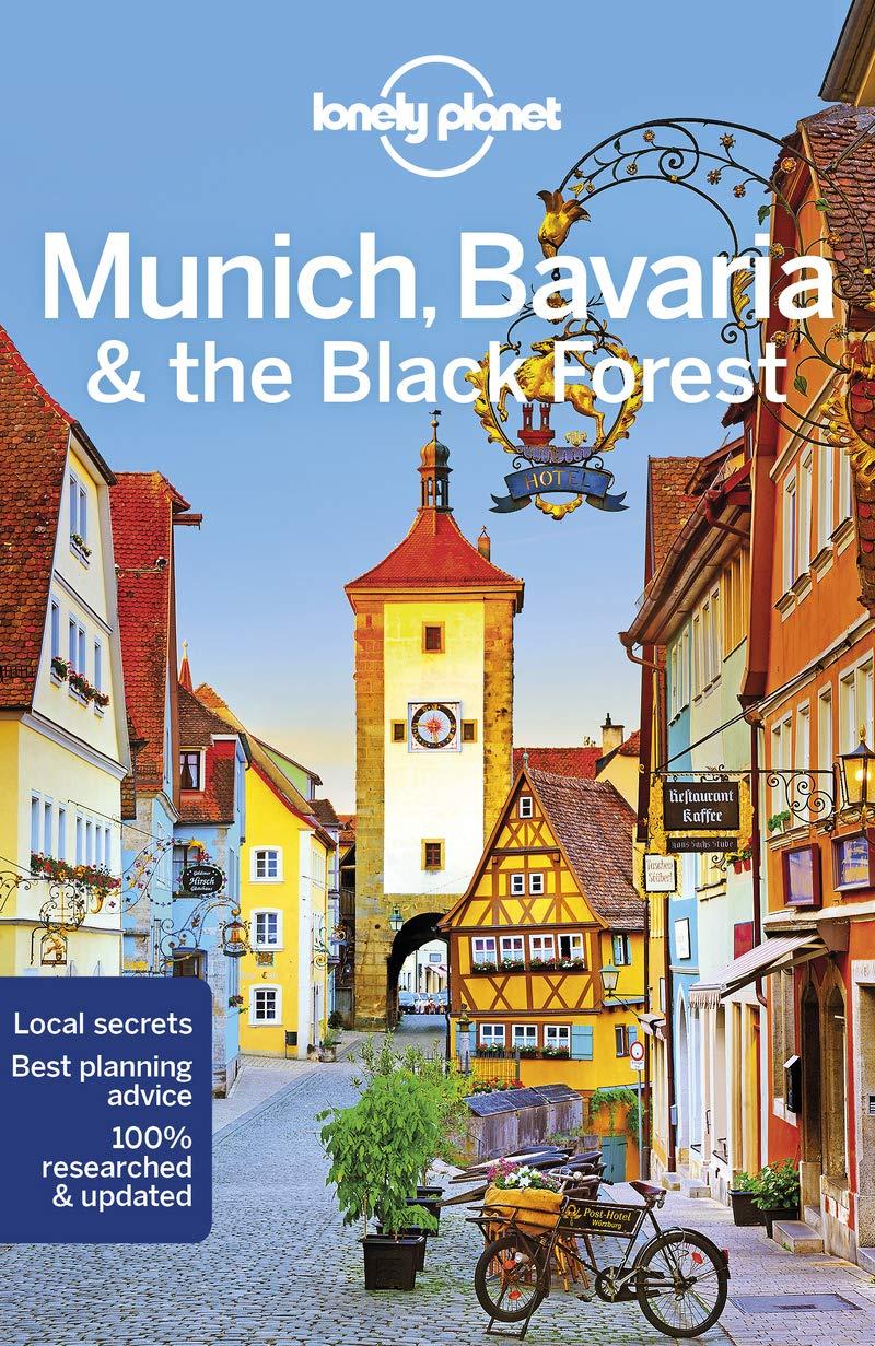 מדריך באנגלית LP מינכן, באוואריה והיער השחור