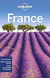 מדריך צרפת לונלי פלנט 13