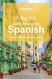 מדריך באנגלית LP ספרדית של דרום אמריקה