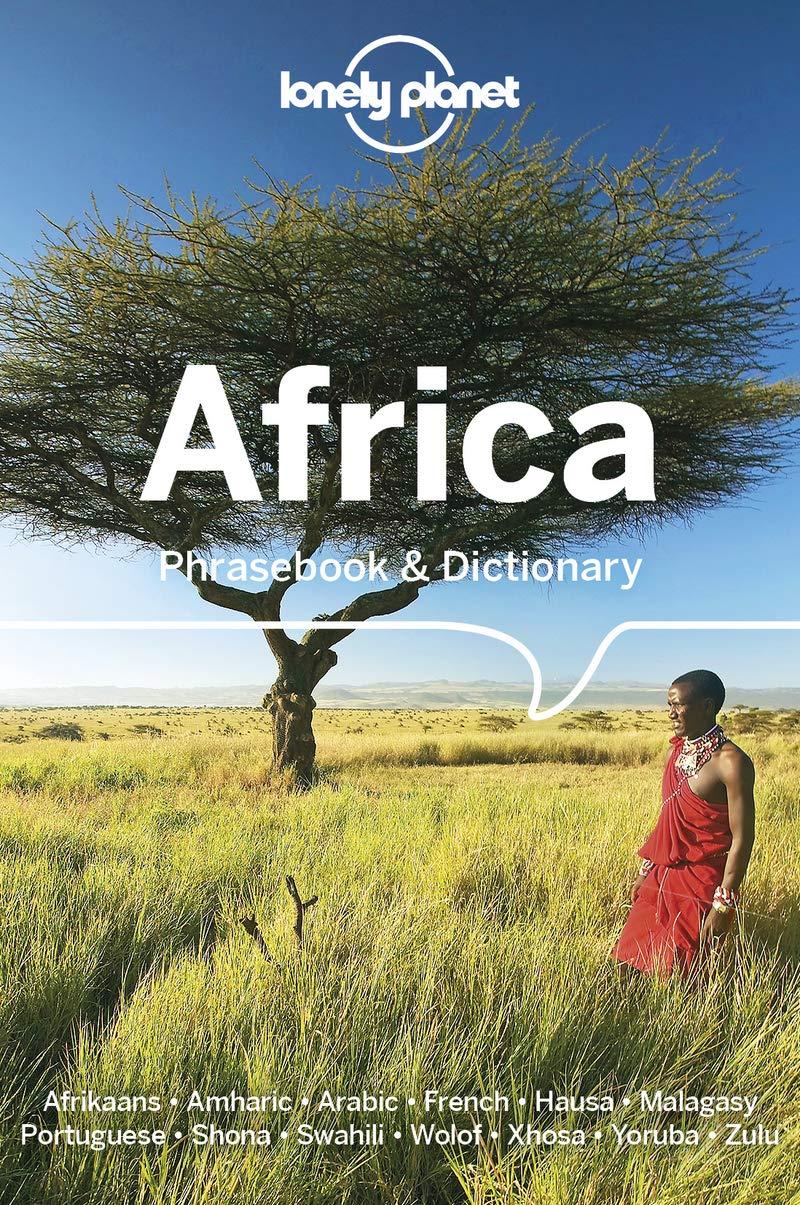 מדריך אפריקה לונלי פלנט שיחון 3