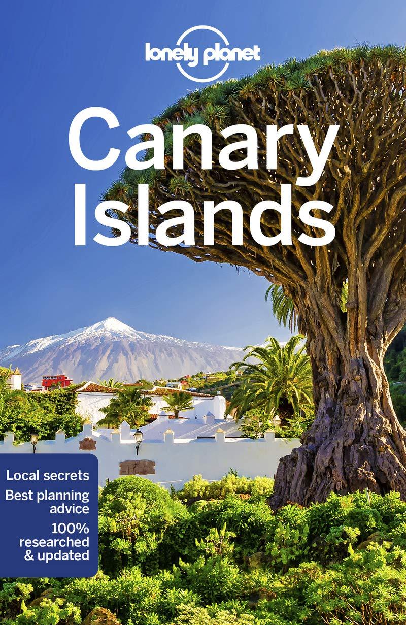 מדריך באנגלית LP האיים הקנריים