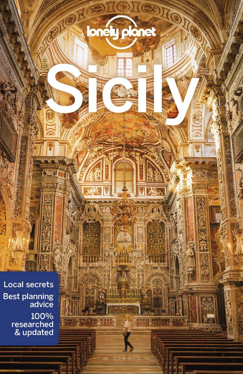 מדריך באנגלית LP סיציליה