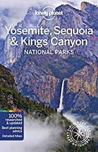 מדריך באנגלית LP יוסמיטי, סקויה וקינגז קניון