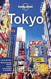 מדריך טוקיו לונלי פלנט מדריך עיר 12