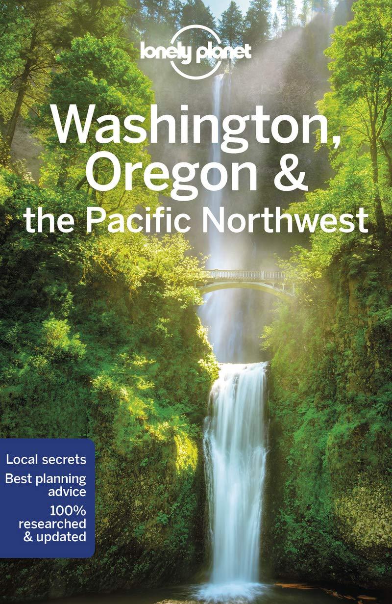מדריך באנגלית LP וושינגטון אורגון וצפון מערב ארה