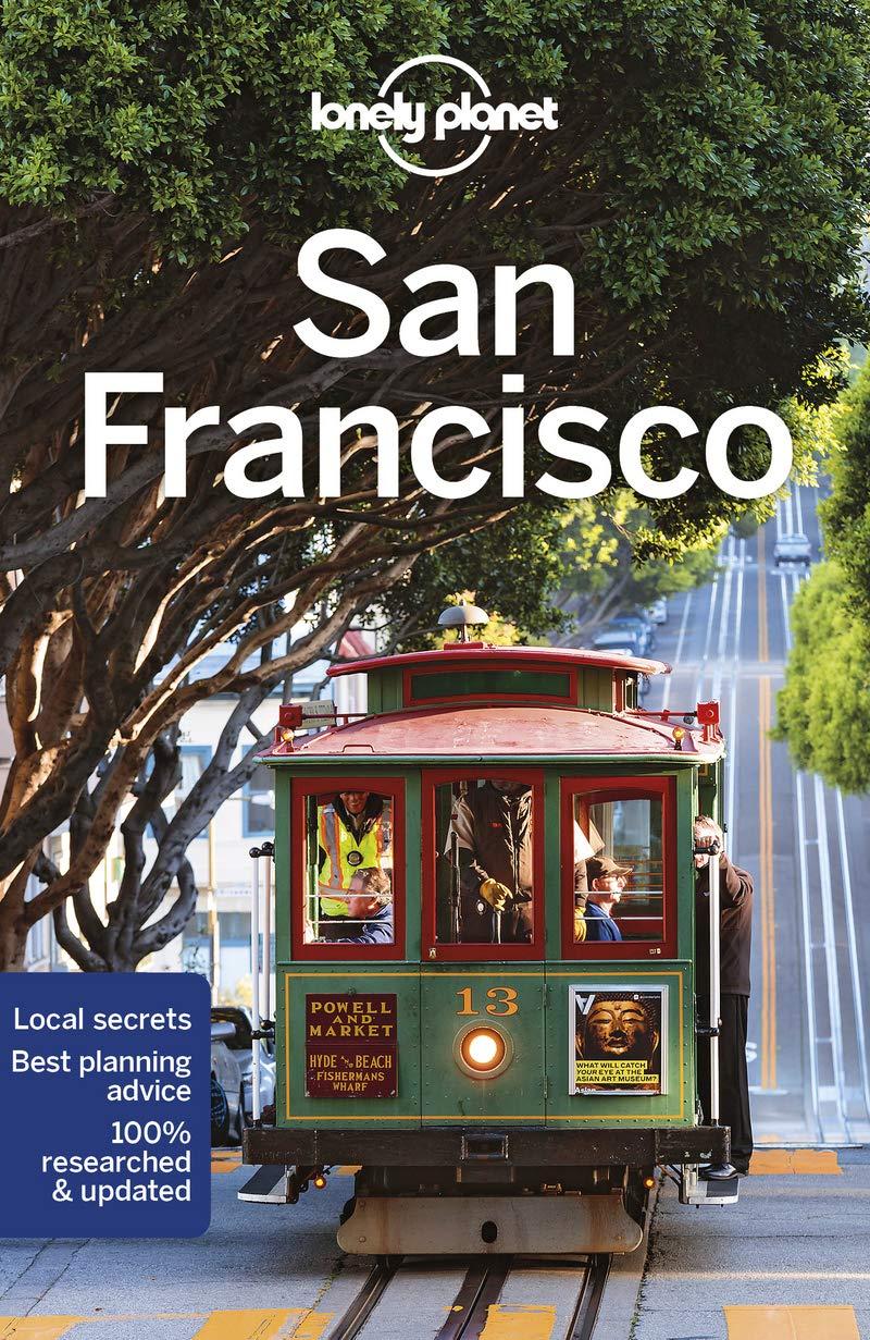 מדריך סן פרנסיסקו לונלי פלנט מדריך עיר 12