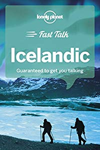 מדריך באנגלית LP שיחון איסלנדית