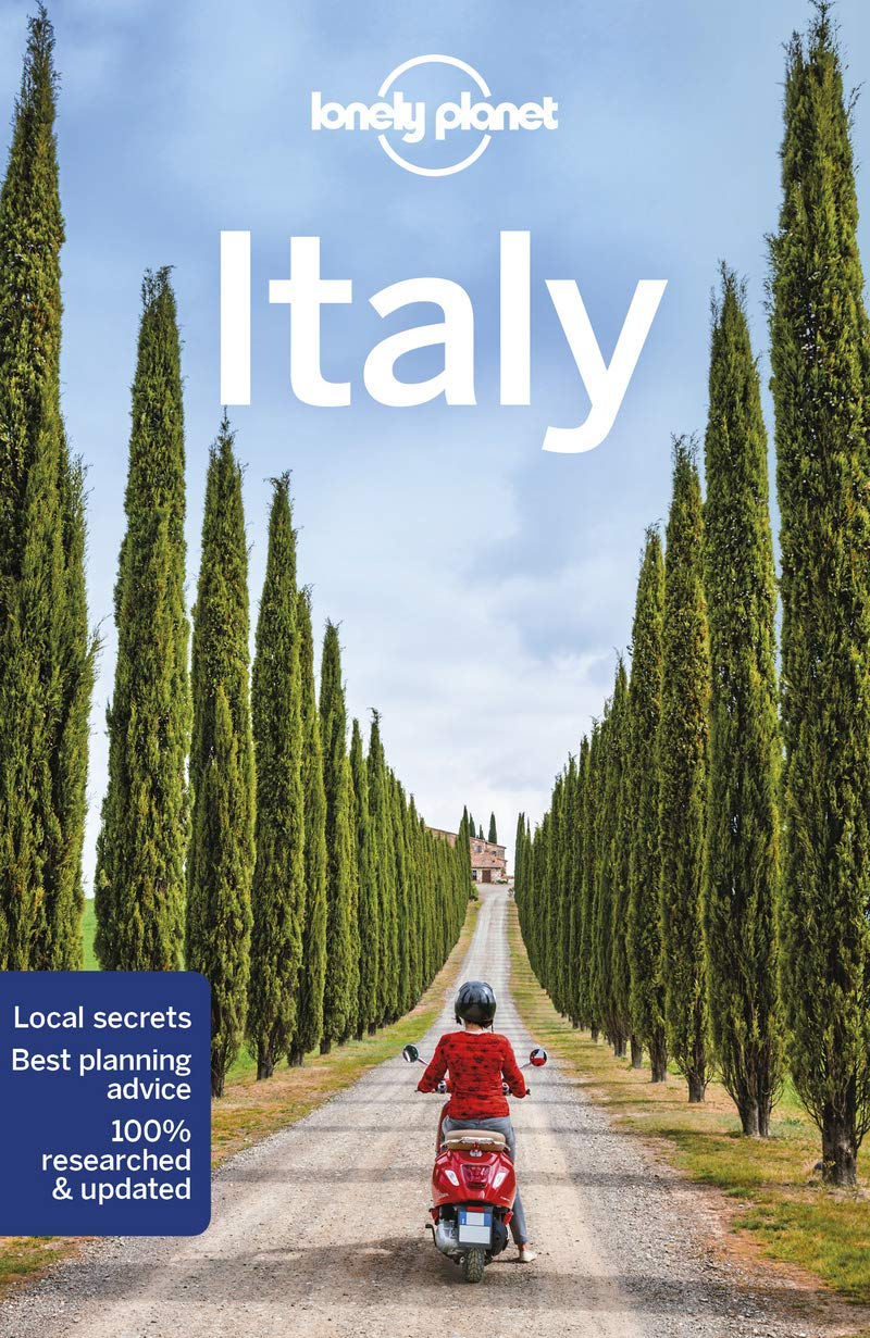 מדריך איטליה לונלי פלנט 14