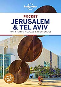 מדריך באנגלית LP ירושלים ותל אביב