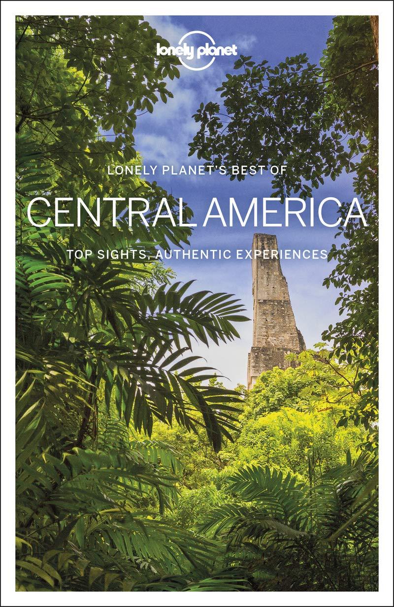 מדריך באנגלית LP מרכז אמריקה