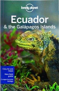 מדריך באנגלית LP אקואדור וגלאפגוס