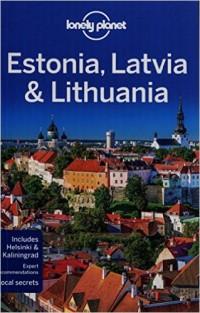 מדריך באנגלית LP אסטוניה, לטביה וליטא