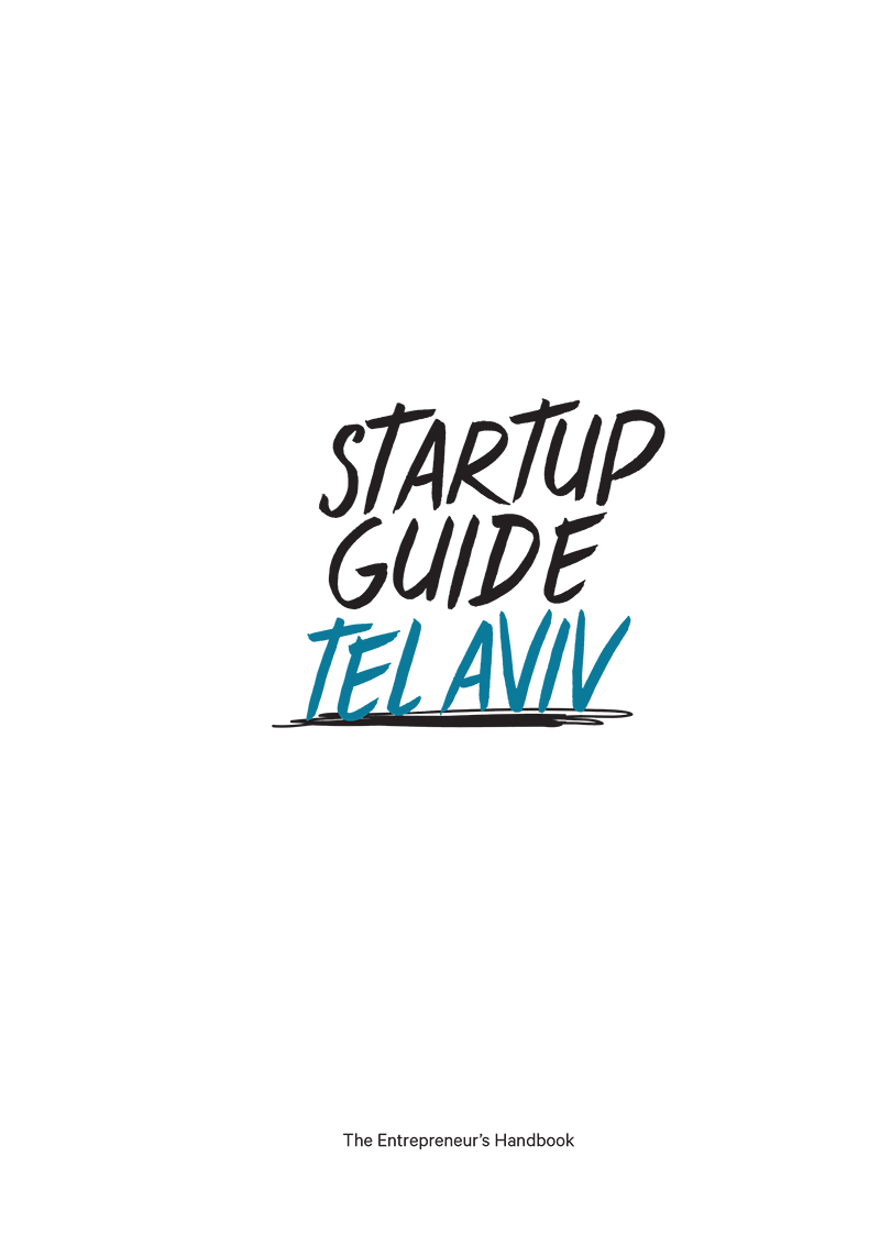 Tel Aviv Startup Guide