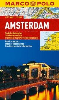 מפה MA אמסטרדם