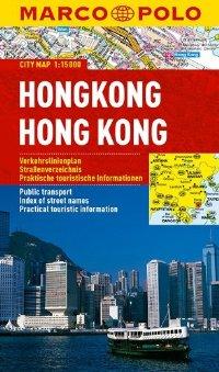 מפה MA הונג קונג