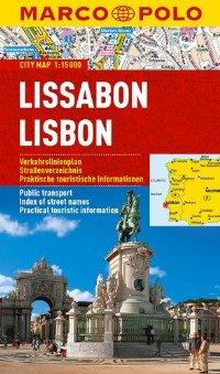 מפה MA ליסבון