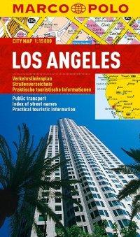 מפה MA לוס אנג'לס
