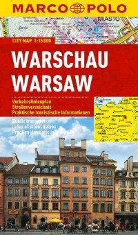 מפה MA ורשה