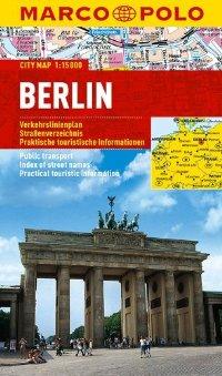 מפה MA ברלין