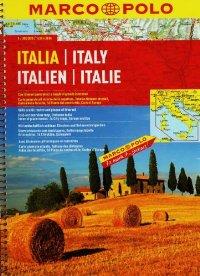 מפה MA איטליה אטלס