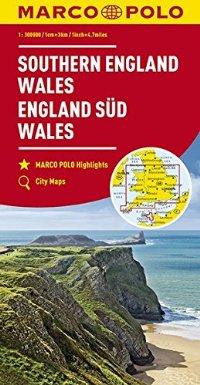 מפה MA אנגליה ו-וויילס (בריטניה דרום)