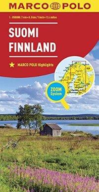 מפה MA פינלנד