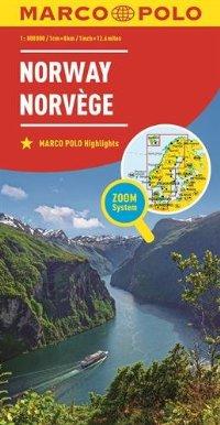 מפה MA נורבגיה