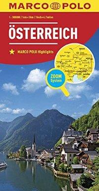 מפה MA אוסטריה