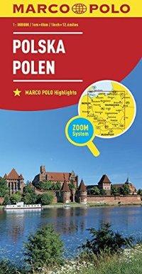 מפה MA פולין
