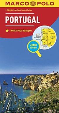 מפה MA פורטוגל