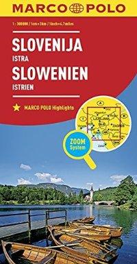 מפה MA סלובניה