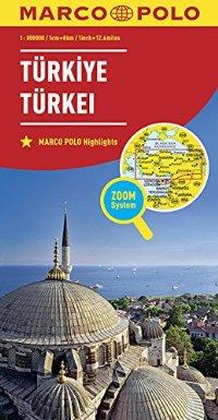 מפה MA טורקיה