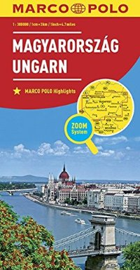 מפה MA הונגריה