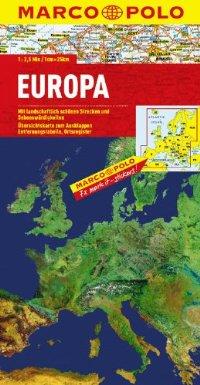 מפת אירופה מאייר (ישן)