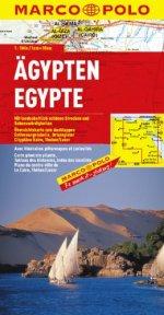 מפה MA מצרים