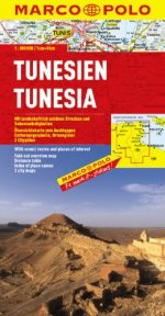 מפה MA טוניסיה