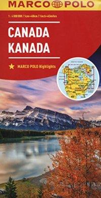 מפה MA קנדה