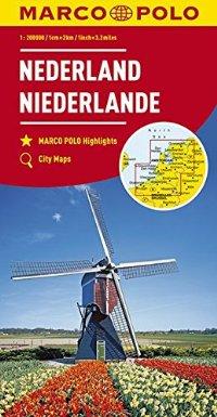 מפה MA הולנד (200)