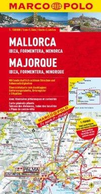 ספרד 300 (9) מיורקה, איביזה, פורמנטרה, מנורקה