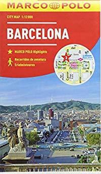 מפה MA ברצלונה