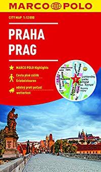 מפה MA פראג
