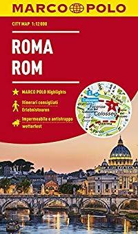 מפה MA רומא