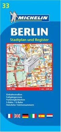מפה MI ברלין 33
