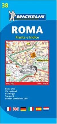 מפה MI רומא 38