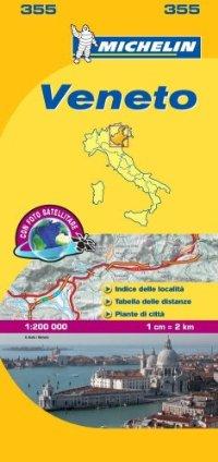 מפה MI איטליה 200 ונטו 355