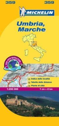 מפה MI איטליה 200 מארקה ואומבריה 359