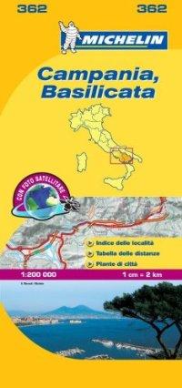 מפה MI איטליה 200 קמפאניה 362