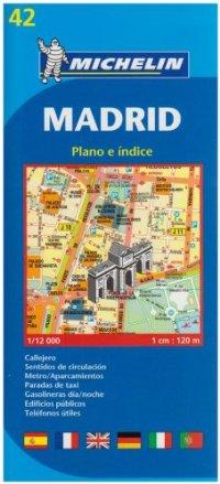מפה MI מדריד 42